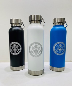 New Trend! 17oz. Double Wall 18/8 Stainless Steel Vacuum Insulated Bottle