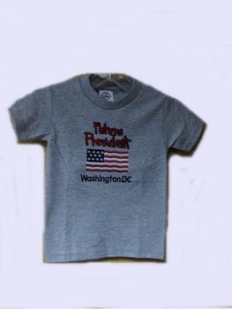 Future President - Youth Tee Shirt