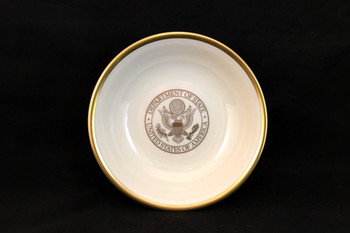 Pickard Gold Candy Dish / DOS in Gold