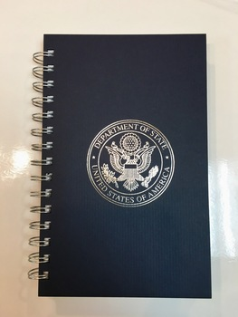 Classic Journal Book - DOS Logo