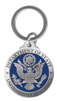 Pewter Key Chain Holder