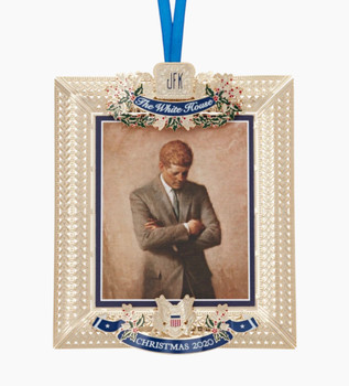 Official 2020 White House Christmas Ornament - Made in USA
