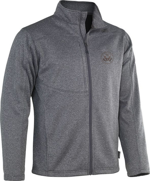 Men's FLASH Bonded Poly Jacket - DOS Logo