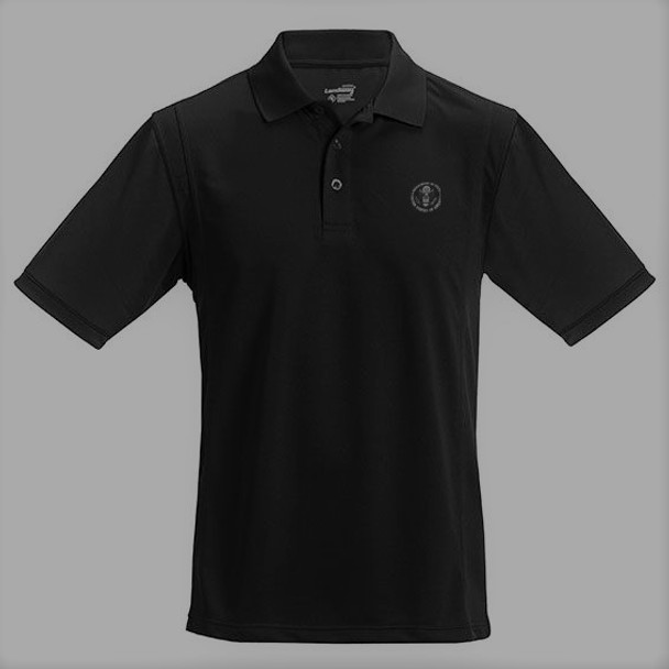 Men's  Polo Sport Shirt-Moisture wicking / DOS Logo