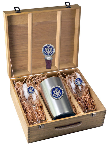 DOS  WINE BOX SET