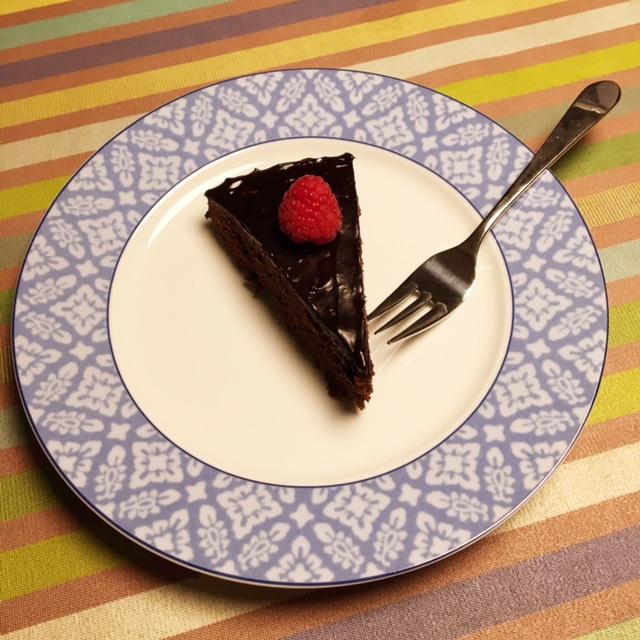 Reine de Saba Chocolate cake