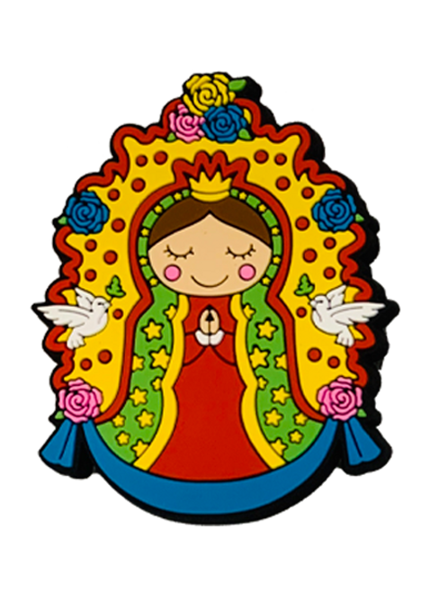 Virgencita Cellphone Bracket Holder