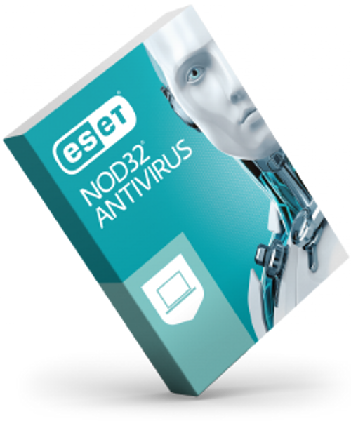 ESET NOD32 Antivirus 1 Year License