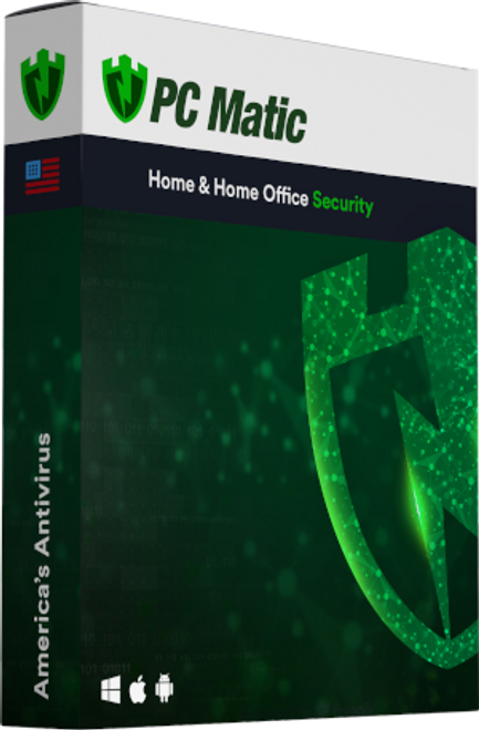 PC Matic Home - 1 Year - Up to 10 PCs - New or Renewal