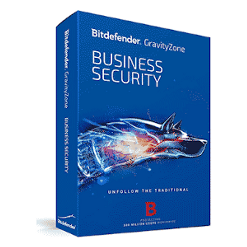 Bitdefender GravityZone Business Security - 1 Year Competitive Upgrade License