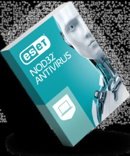 ESET NOD32 Antivirus 1 Year License