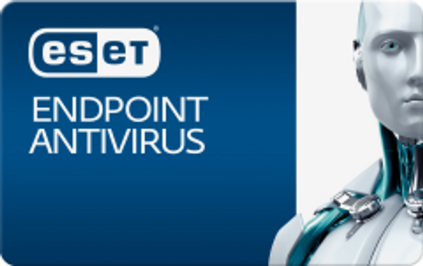 ESET Endpoint Antivirus - New License - 1 Year