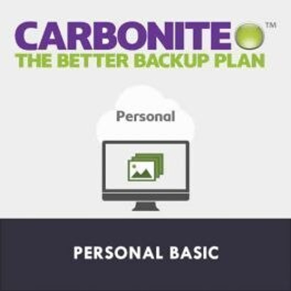 Carbonite Basic - 3 Years