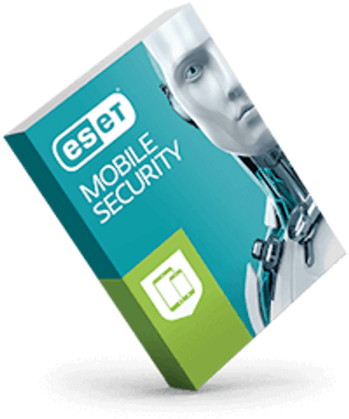 ESET Mobile Security for Android Renewal: 1-10 Devices 1, 2 or 3 Years