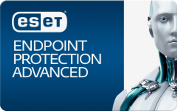 ESET Endpoint Protection Advanced - New License - 1 Year
