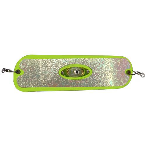 """Pro-Troll 11"""" Lighted Flasher-Glow Chartreuse"""