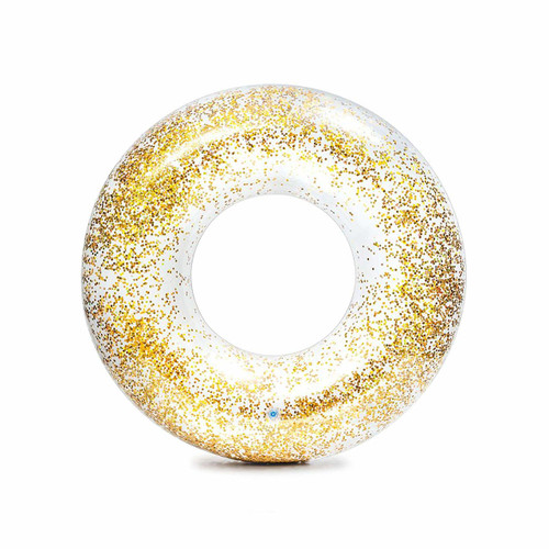 Intex-Gold Glitter Tube