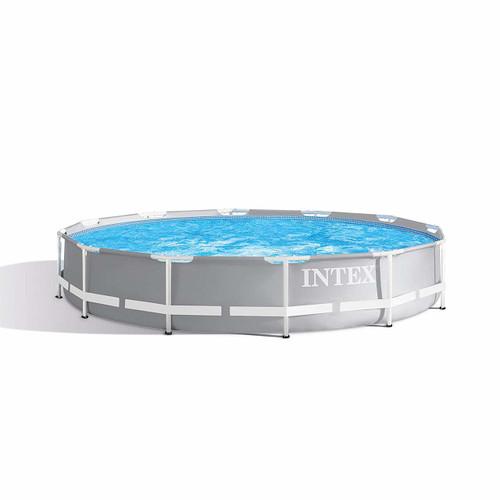 Intex 12ft x 30in Prism Frame Pool