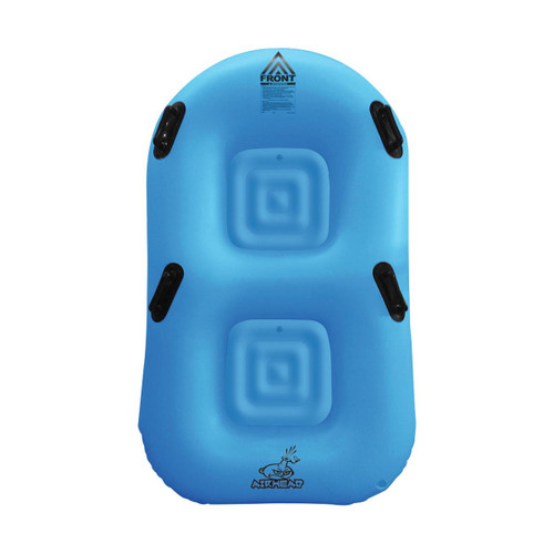 "48"" DOUBLE INLINE RIVER TUBE WITH INFLATABLE SEATS -BLUE"