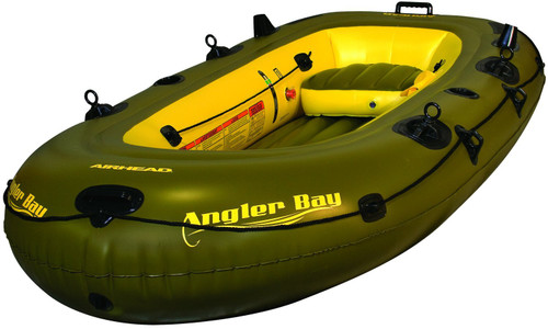AIRHEAD 4-PERSON INFLATABLE BOAT