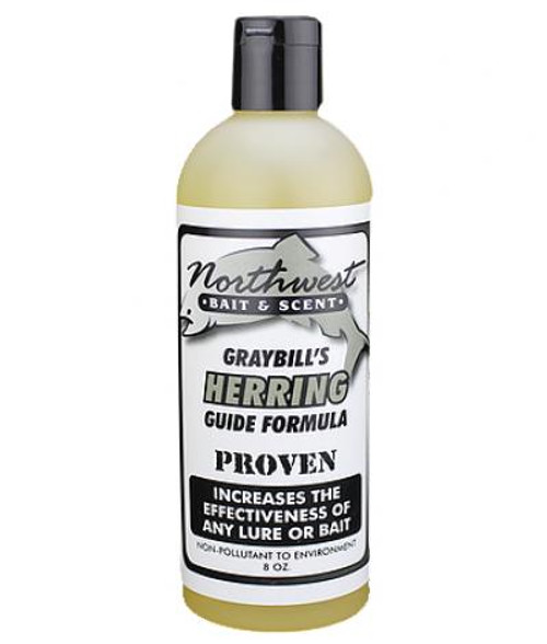 Graybill's Herring Guide Formula-8oz Bottle
