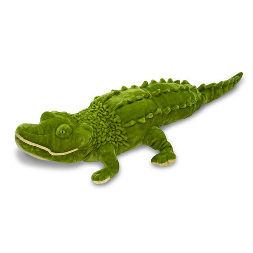 Giant Alligator Plush by Melissa & Doug
