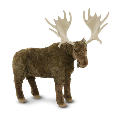 Giant Moose Plush by Melissa & Doug
