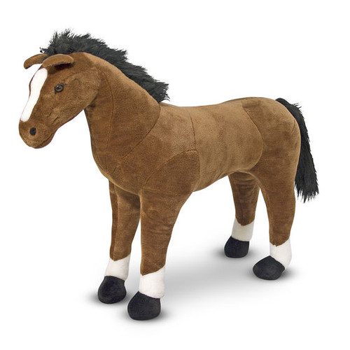 Giant Horse Plush by Melissa & Doug