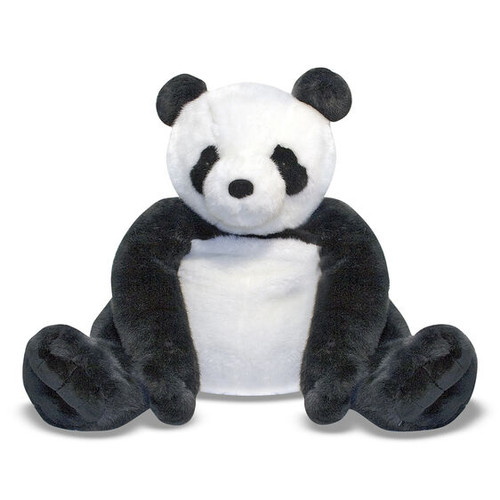 Giant Panda Bear Plush by Melissa & Doug