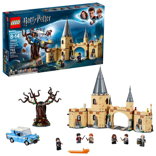 Lego-Harry Potter-75953-Hogwarts Whomping Willow