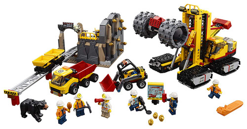 Lego-CITY-60188-Mining Experts Site
