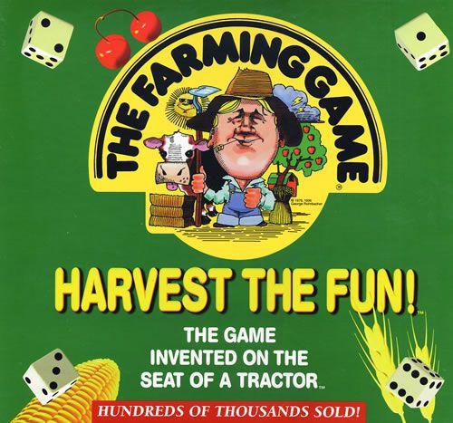 The Farming Game-Original Game