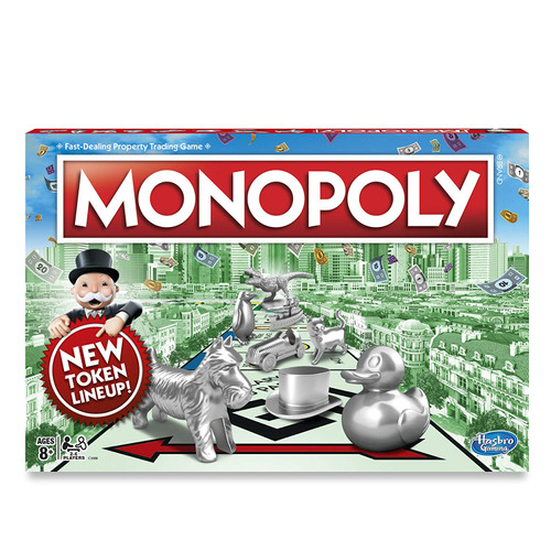 Monopoly-Classic Original Game