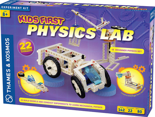Kid's First Physics Lab