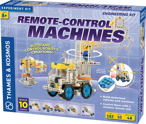 Remote-Control Machines Engineering Kit
