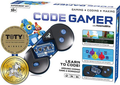 Code Gamer Expermiment Kit