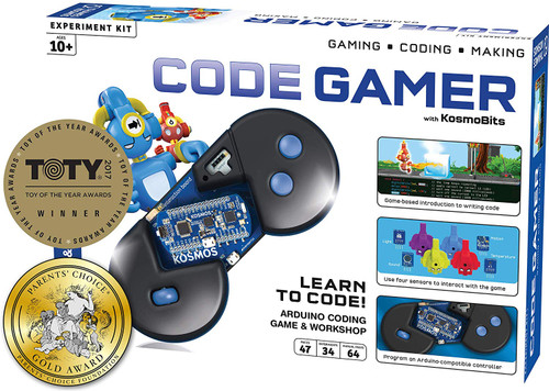 Code Gamer Expermiment Kit