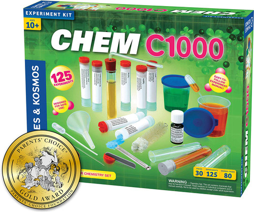 CHEM C1000 Experiment Kit