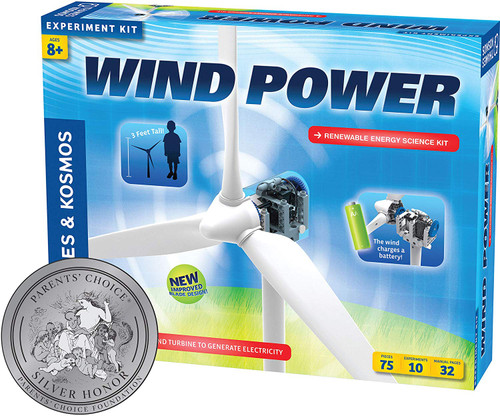 Wind Power Experiment Kit