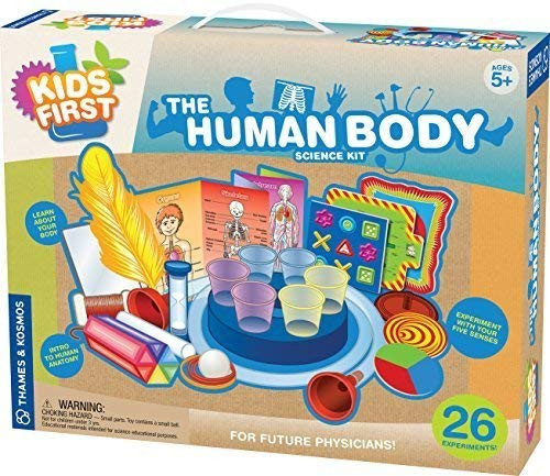 Kid's First: The Human Body Science Kit