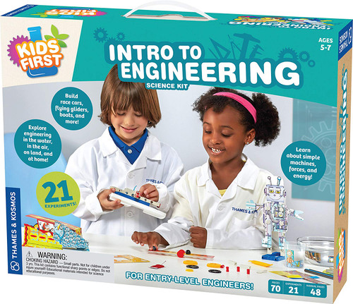 Kid's First Intro to Engineering