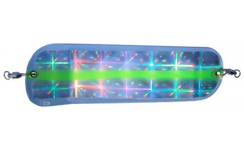 "Pro-Troll Pro Chip 11"" Flasher-UV Plaid Green"