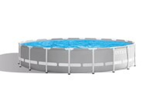Intex 18ftx 48in Prism Frame Pool