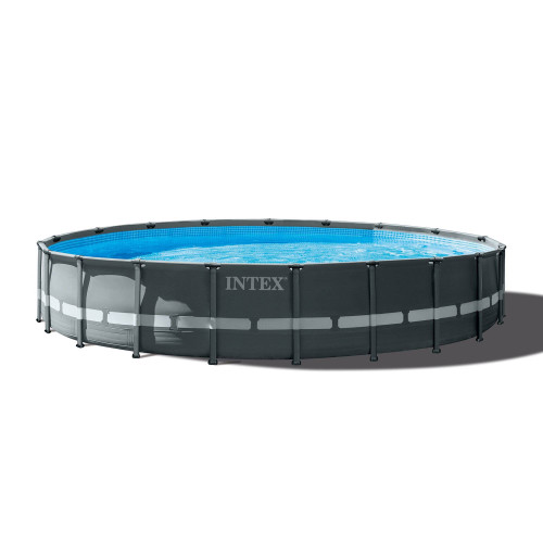 Intex-20ft X 48in Ultra XTR Frame Pool Set with Sand Filter Pump