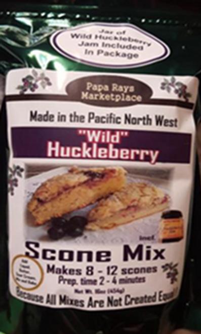 Huckleberry Scone Mix