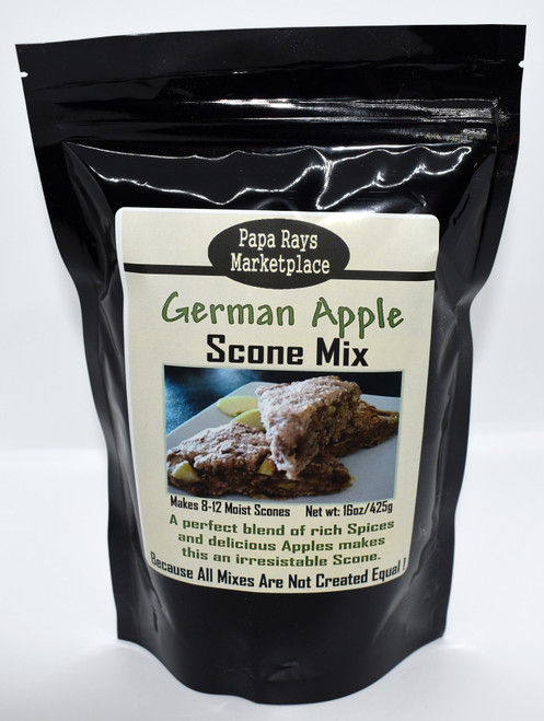 German Apple Scone Mix