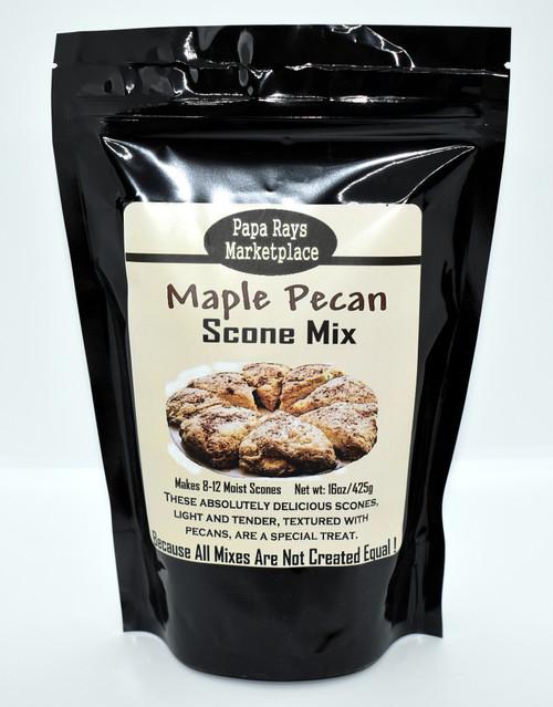 Maple Pecan Scone Mix