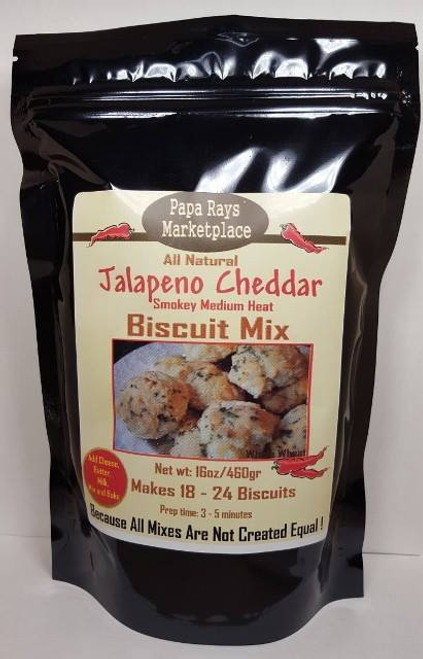 Jalapeno Cheddar Biscuit Mix