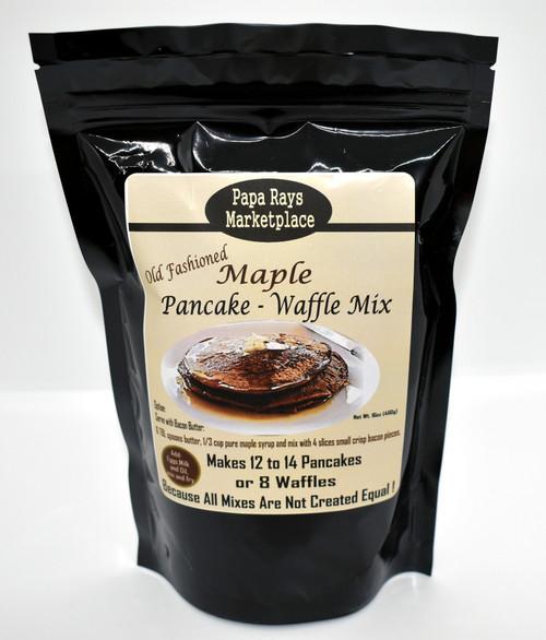 Maple Brown Sugar Pancake / Waffle Mix