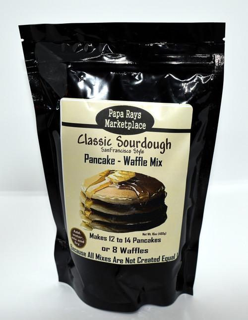 Classic Sourdough Pancake Mix